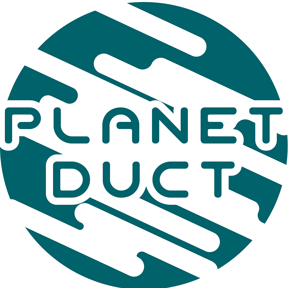 Planet Duct Colorado Springs Logo