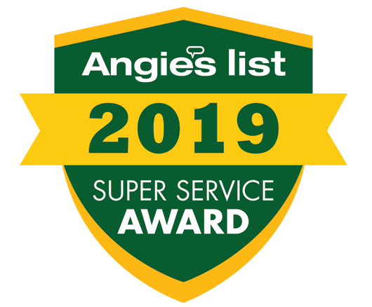 Angie's List Super Service Award for Planet Duct